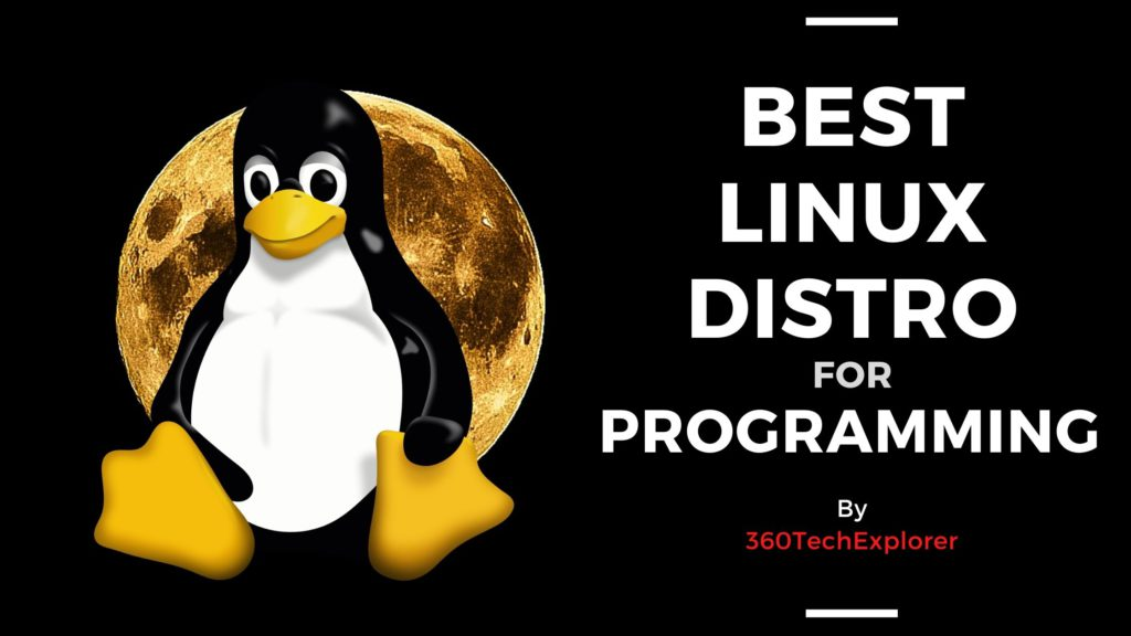 Best Linux distro for programming