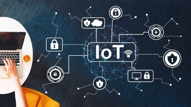 Internet of things (IoT) security