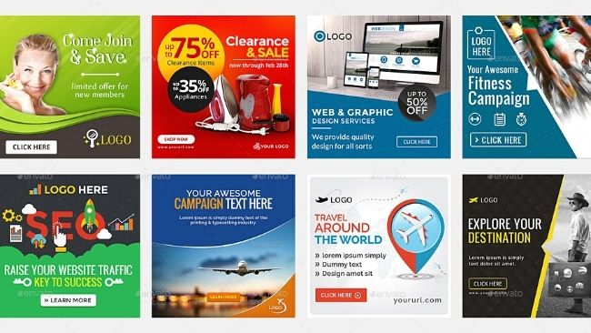 Marketing and Advertising design