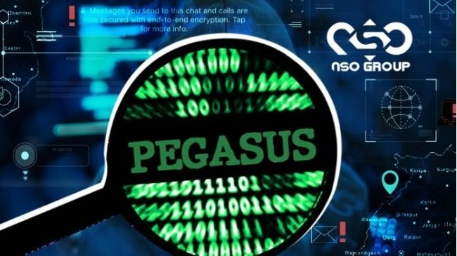 The NSO Group's Pegasus spyware